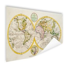 Oude wereldkaarten