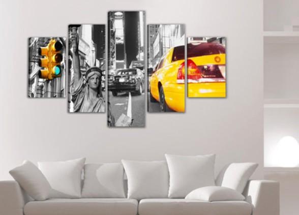 Wanddecoratie Op Canvas.Schilderijen Van Canvas Hout En Plexiglas Gratis