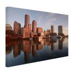 Skyline Boston - Canvas