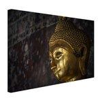 Gouden Boeddha standbeeld Thailand - Canvas