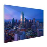 Skyline Dallas - Plexiglas