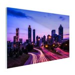 Atlanta skyline - Plexiglas