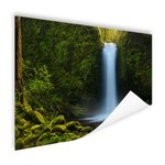 Jungle waterval - Poster