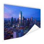Skyline Dallas - Poster