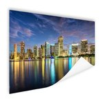 Skyline Miami - Poster