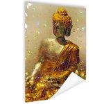 Glinsterende Boeddha - Poster