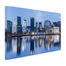 Skyline Oslo - Canvas