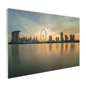 Skyline Singapore - Plexiglas