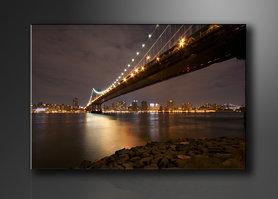 New York - Canvas Schilderij 120 x 80 cm