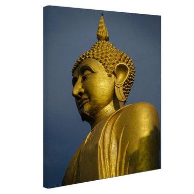 Reuze Boeddha Chiang Mai - Canvas