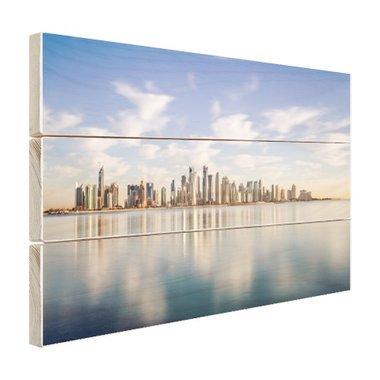 Skyline Doha - Hout