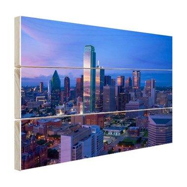 Skyline Dallas - Hout