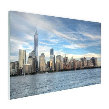 Skyline New York - Plexiglas