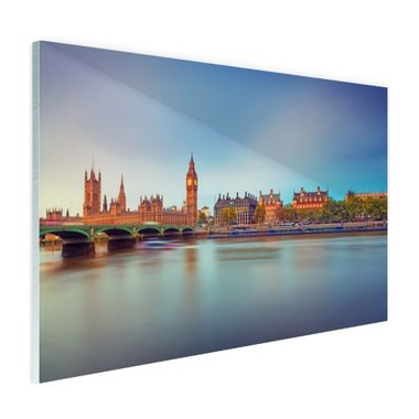 Skyline Londen - Plexiglas