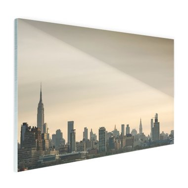 Skyline Manhattan - Plexiglas