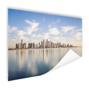 Skyline Doha - Poster