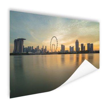 Skyline Singapore - Poster