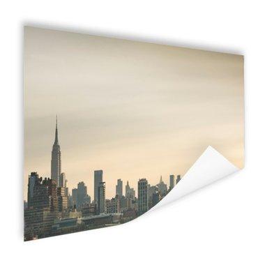 Skyline Manhattan - Poster