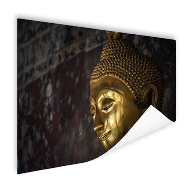 Gouden Boeddha standbeeld Thailand - Poster