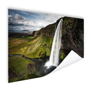 Seljalandsfoss waterval - Poster