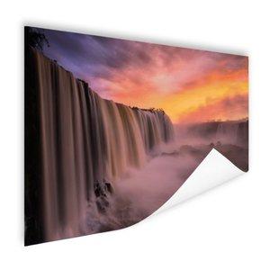 Iguazu waterval - Poster